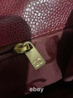 Authentic Vintage Chanel Purse In Excellent Condition