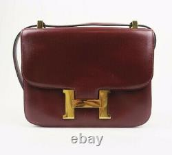 Hermès Vintage Box Constance 23 Authentic