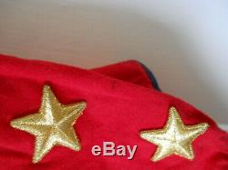MOSCHINO MARE VINTAGE 90S ITALIAN SWIMSUIT RARE RED STAR Bodysuit One piece 42
