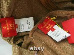New Vivienne Westwood Red Label Vintage 90s Spiral Zip Top and Skirt