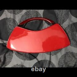 Rare Dior Cherry Bondage Clutch Patent Leather Vintage, buyers withover 20 Reviews