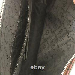 Rare Vtg Alexander McQueen Tartan Joan Shoulder Bag AW1998