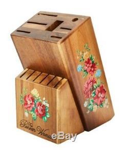 The Pioneer Woman Vintage Floral 14-Piece Cutlery Set