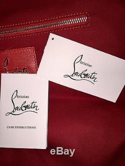 Vintage Christian Louboutin Handbag Red Neiman Marcus From 2011