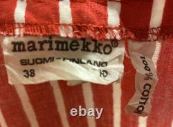 Vintage Marimekko Suomi-finland 38-10