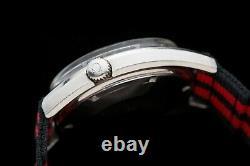 Vintage Omega Seamaster Soccer Time Jumbo Men's Wrist Watch 1970's