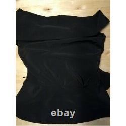Vintage Vivienne Westwood Red Label Black Corset IT 40 UK 6 US 2