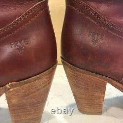Vintage Women's Frye Boots size 9 with Box, Tag and Brochure