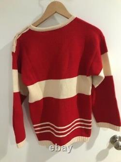 100% Authentic Vintage Gucci Wool Sweater Taille 40