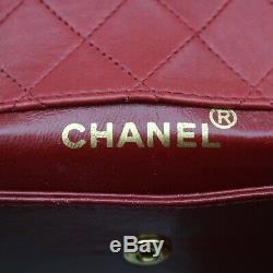 Authentic Vintage Chanel Sac À Bandoulière De Fourre-tout De La Chaîne De Verrouillage De La Tour De L'unité 1205952