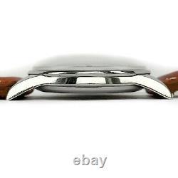 C'est Omega Cal. 30-t2 Pc 35mm, Cadran Étoile Rouge Sous-dial, Montre Mécanique Suisse Vintage