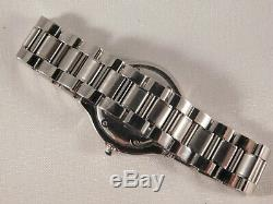 Cartier Must De Cartier 21 En Acier Inoxydable 1330 Vintage Mens Watch De 1990. 31mm