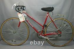 Schwinn World Traveler III Vintage Touring Road Bike Large 58cm Steel Us Charity