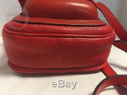 Vintage Dooney & Bourkeawlredp35 Moyen Simple Pocketoutbackbag18115m S172