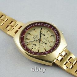 Vintage Omega Speedmaster Professional Mark II Chronograph Montre-bracelet Réf. 145.0