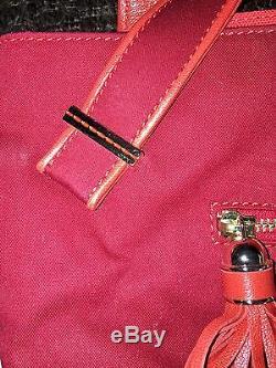 Vintage Sac À Main Christian Louboutin Rouge Neiman Marcus À Partir De 2011