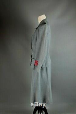 Vtg Femmes Arc Seconde Guerre Mondiale Uniforme D'été De W Jupe Sz 12 # 2630 Croix-rouge Américaine Ww2